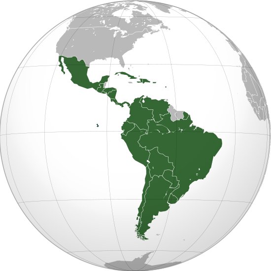 Latin American electronic voting in 2014