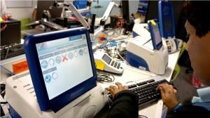 laboratorio de smartmatic venezuela