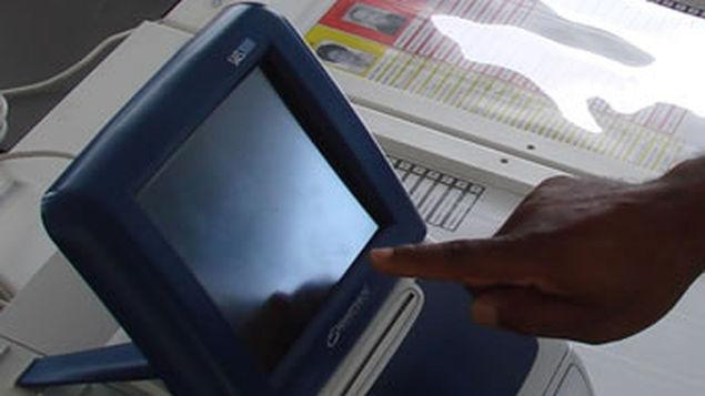 Panama electronic voting