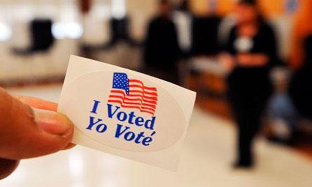 Voto-Estados Unidos