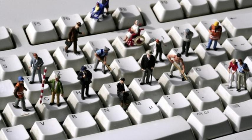 democracia virtual