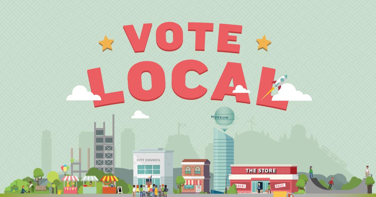 Vote Local - New Zealand
